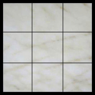 Afyon Gold Sugar Marble 4x4 Marble Tile Polished