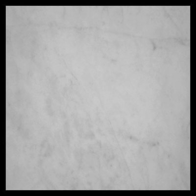 Carrara Marble Italian White Bianco Carrera 16x16 Marble Tile Polished