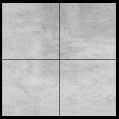 Carrara Marble Italian White Bianco Carrera 6x6 Marble Tile Honed