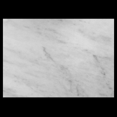 "Carrara Marble Italian White Bianco Carrera 1 1/4"" Marble Slab Polished"