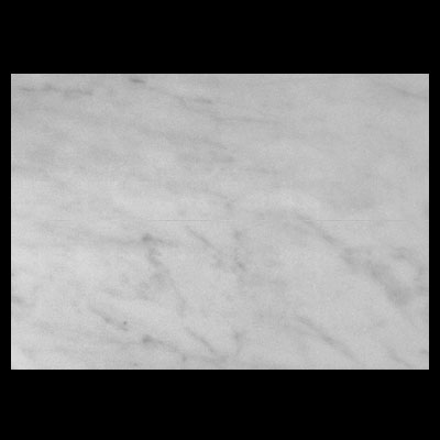 "Carrara Marble Italian White Bianco Carrera 3/4"" Marble Slab Honed"