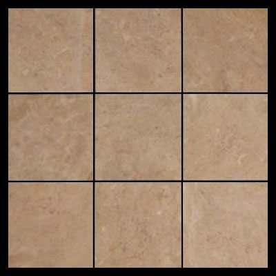 Crema Marfil Marble 4x4 Marble Tile Polished